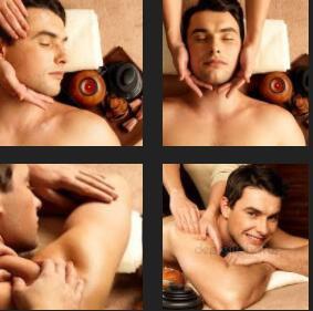 Acupressure Head Massage