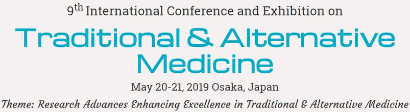 Traditional and Alternative Medicine Congress 2019 Japan