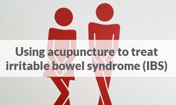 Acupuncture for Irritable bowel syndrome (IBS) - booking 07393130040