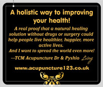 Acupuncture Dr & Physio - Booking 07343 78785