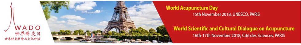 Word Acupuncture Day, Paris 2018