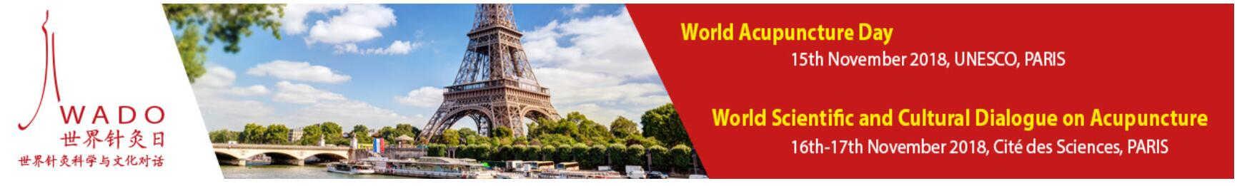 Word Acupuncture Day, Paris 2018