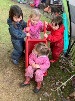 Kiddiewinks Garden
