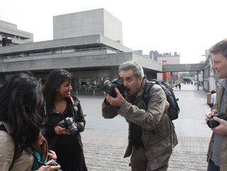 Street Photography - Vehbi Koca London Photography Class