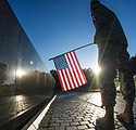 Website And Bulletin Icon - Veterans Day