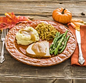 Website And Bulletin Icon - Thanksgiving
