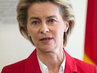 Ursula Von der Leyen for President