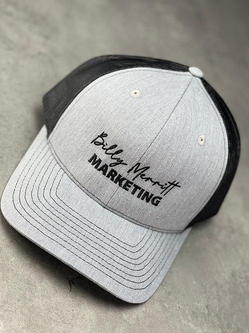 Billy Merritt Marketing Hat