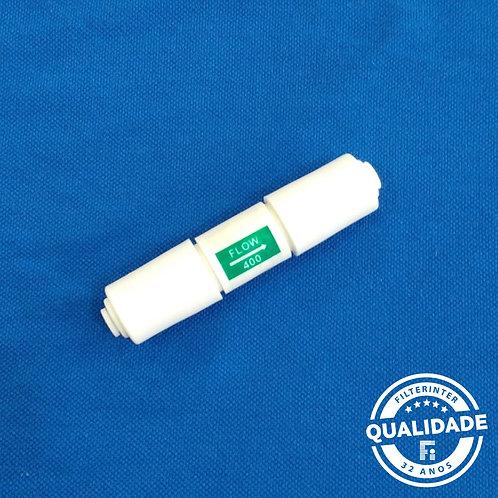 Furo Calibrado - 400 ml/min