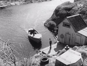 Historisk film fra Arøya