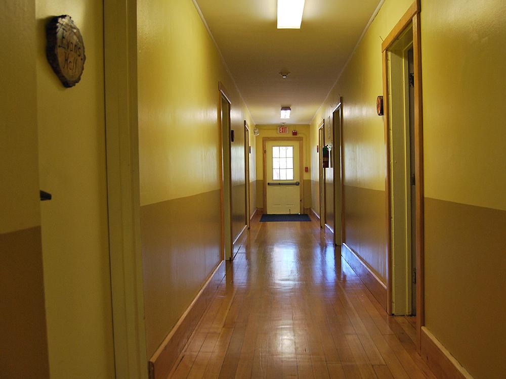 Lodgehallway