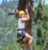 Zipline at Big Bear Lake Christian Conference Center
