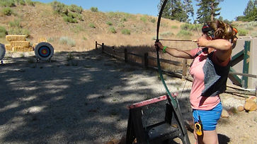Archery at Big Bear Lake Christian Conference Center