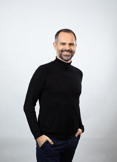 Manuel Van Aeken is marketing consultant voor grote multinationals als kleine KMO's