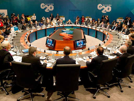 A Collaborative Crisis Management Plan: lessons from the G20 summit