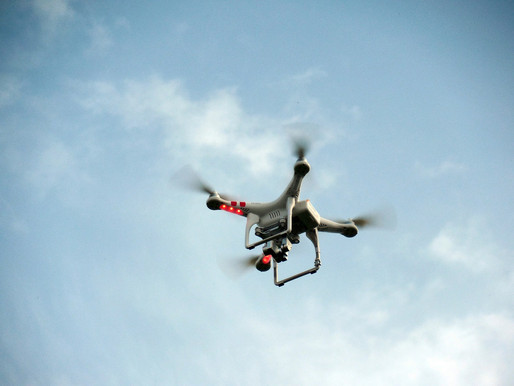 Crisis tech update: Unmanned drones to deliver critical supplies to danger zones in emergencies