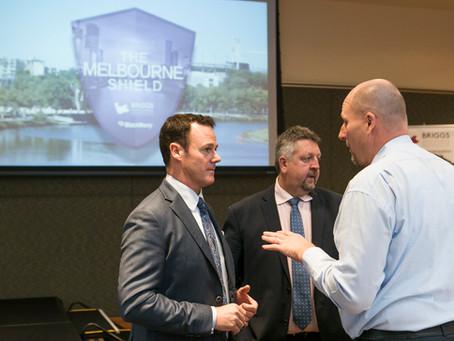 The Melbourne Shield Launch