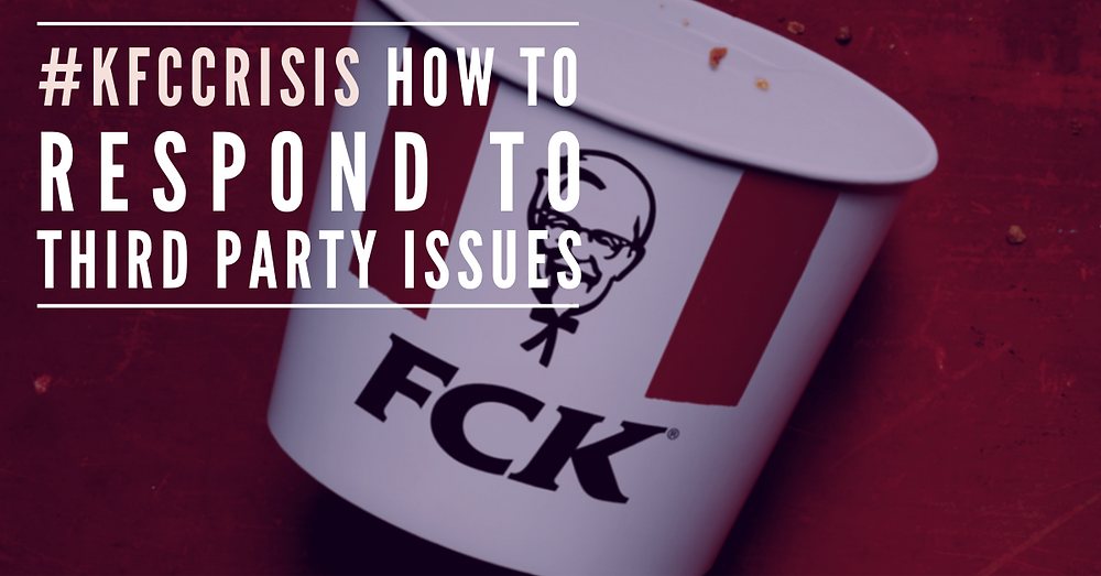 KFCcrisis crisis communication case study