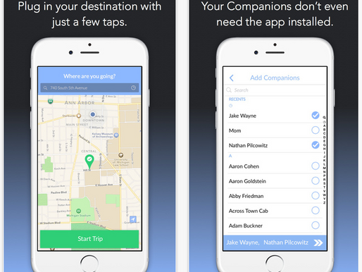 Crisis Tech Review: Companion App - 'Never Walk Home Alone'