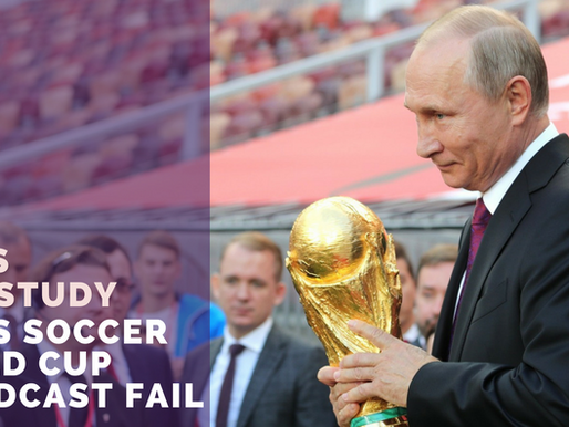 Crisis Case Study: Optus World Cup Broadcast Fail
