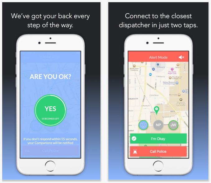 Crisis Communications Tech Companion App