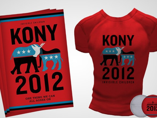 KONY2012: Propaganda, public relations and social media sensation