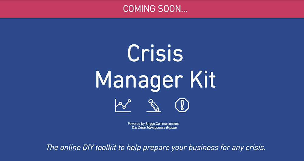 Crisis Manager Online Toolkit