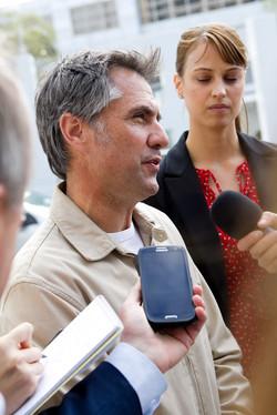 Crisis Communications Media Training