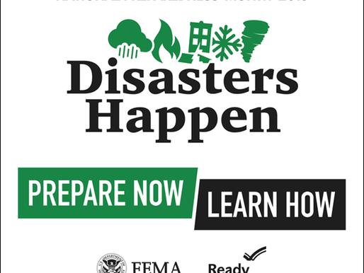 FEMA's National Preparedness Month: Are You Ready?