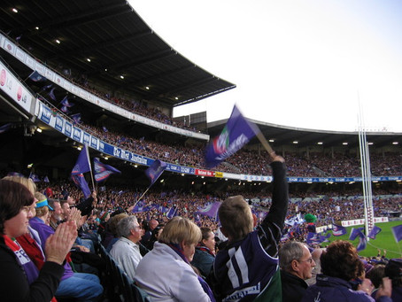 How AFL clubs deal with an internal crisis