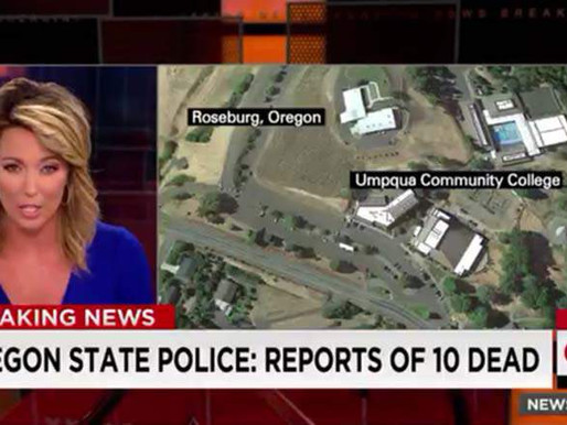 Oregon School Shooting: a textbook crisis communications response