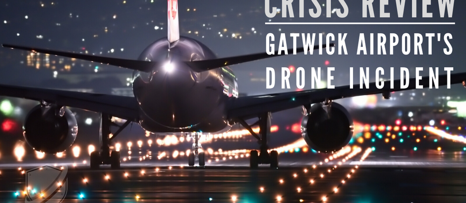 CRISIS REVIEW: Gatwick Airport's Drone Incident