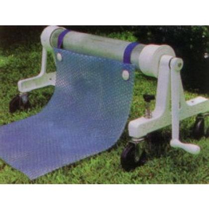 Enrollador para Cubierta Alberca Rocky #3 Tubo Aluminio 6.10 mts