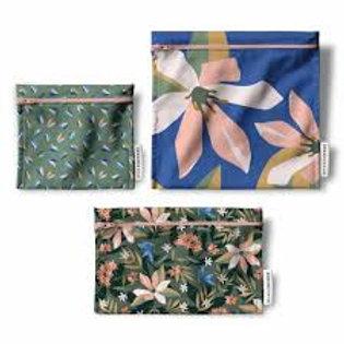 Trio de sacs réutilisables Lili