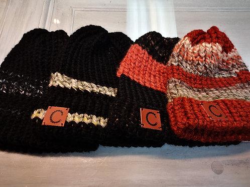 Tuque de laine adulte