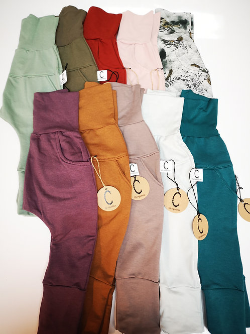 Pantalons évolutifs 0-1 an