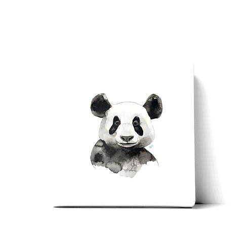 Affiche panda