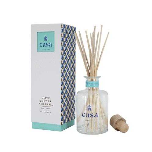 Diffuseur d'huiles essentielles Casa Fleur d'olivier
