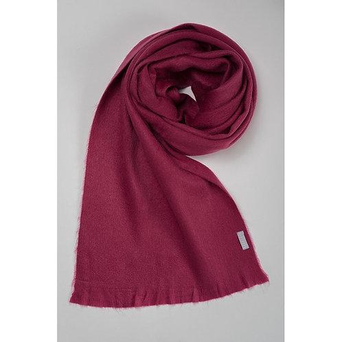 Foulard de laine d'alpaga Berry