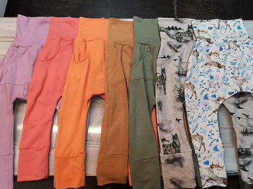 Pantalon évolutif 1-3 ans