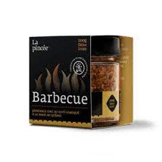 Épices La pincée - Barbecue au café