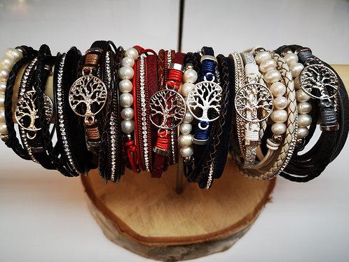 Bracelet Nomaad ''Arbre de vie''