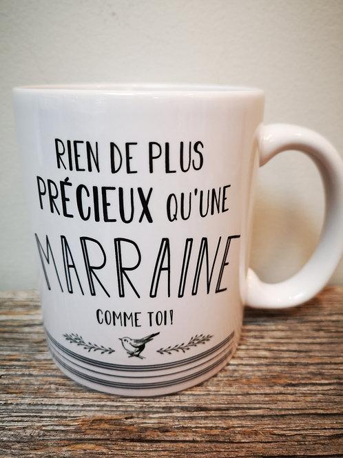 Tasse ''Marraine''