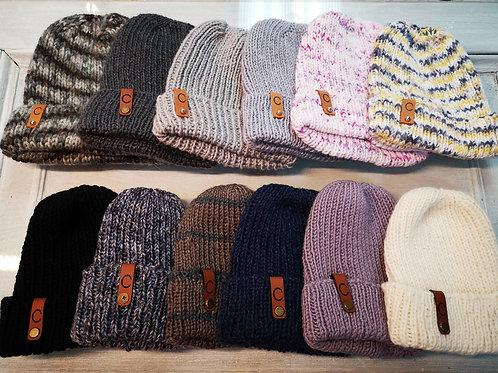 Tuque de laine enfant 0-3 ans