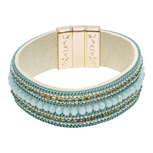 Bracelet Nomaad bleu