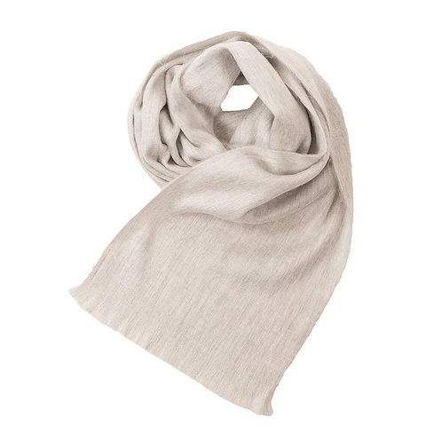Foulard de laine d'alpaga Tint Grey