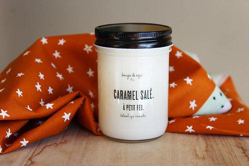 Bougie Caramel salé
