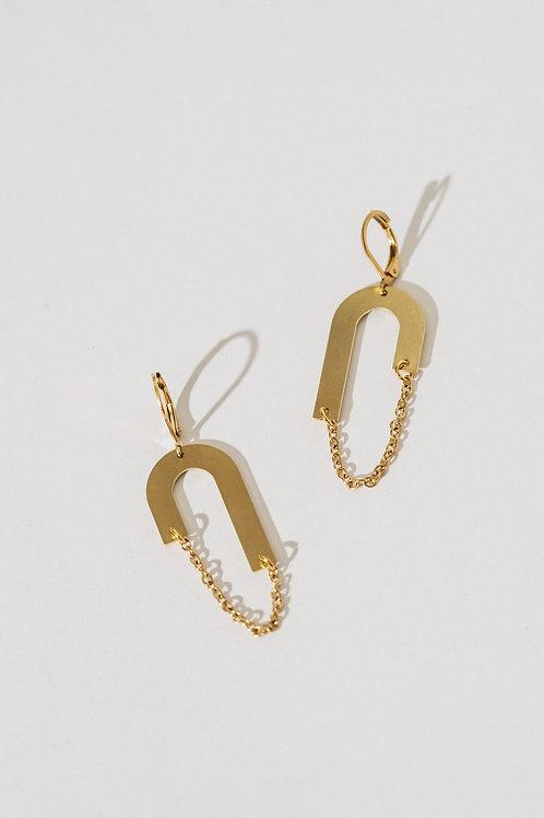 Boucles d'oreilles Elba