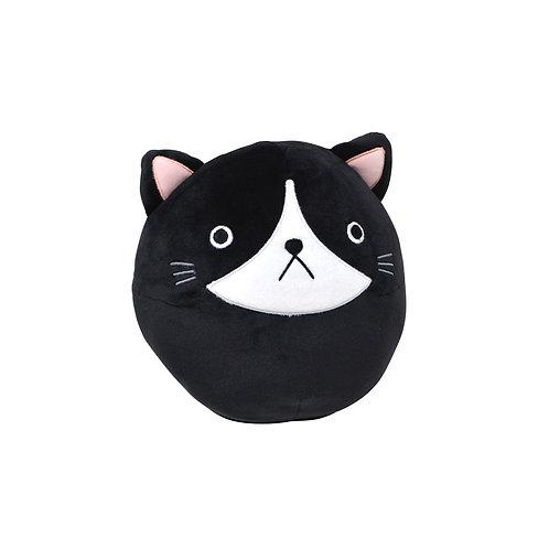 Peluche chat noir 25 cm