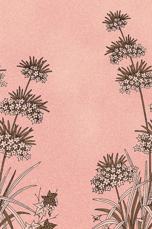 Serviettes de table Fleurs des champs (paquet de 10)
